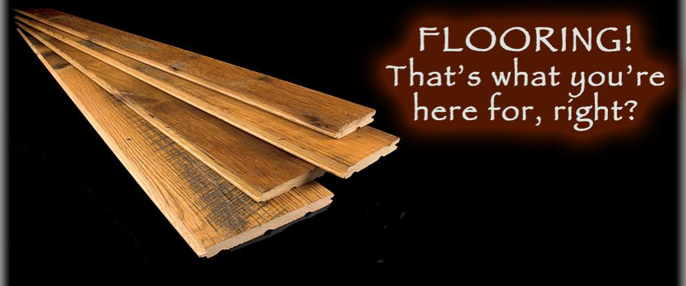 See our large selection of certified reclaimed wood flooring!