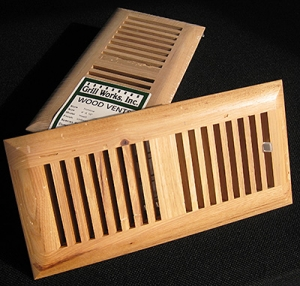 Aged Woods - Reclaimed Wood Vents Grills Floor Registers