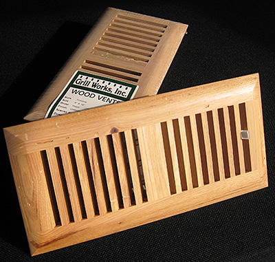 Aged Woods - Reclaimed Wood Vents Grills Floor Registers - Vents, Grills, And Floor Registers - Aged Woods