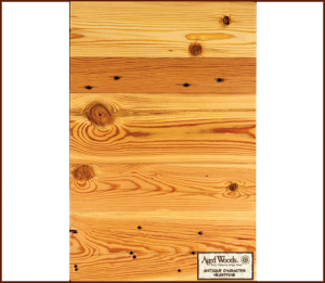 Aged Woods - Antique Character Heartpine Flooring