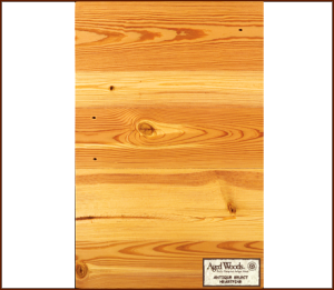 Aged Woods - Antique Select Heartpine Flooring
