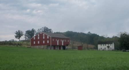 Moses McLean Barn