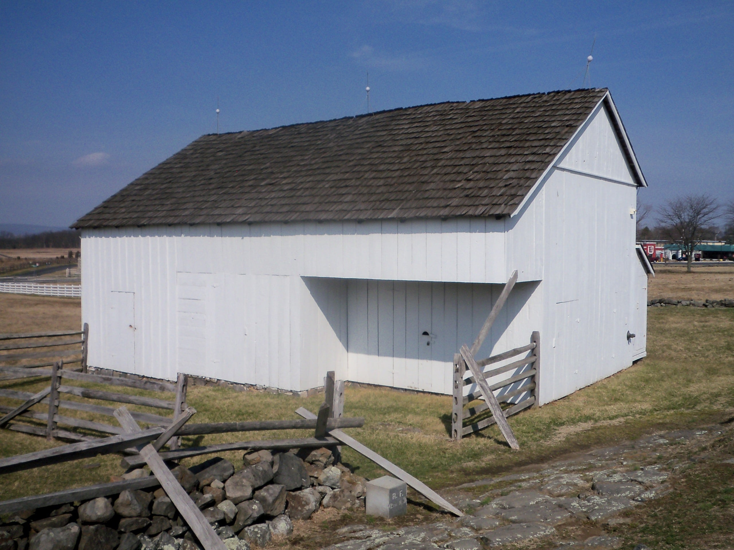 The Abraham Brian Barn