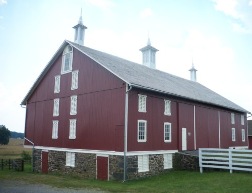 You can't hit the broadside of a barn