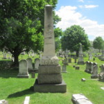 Booth family plot
