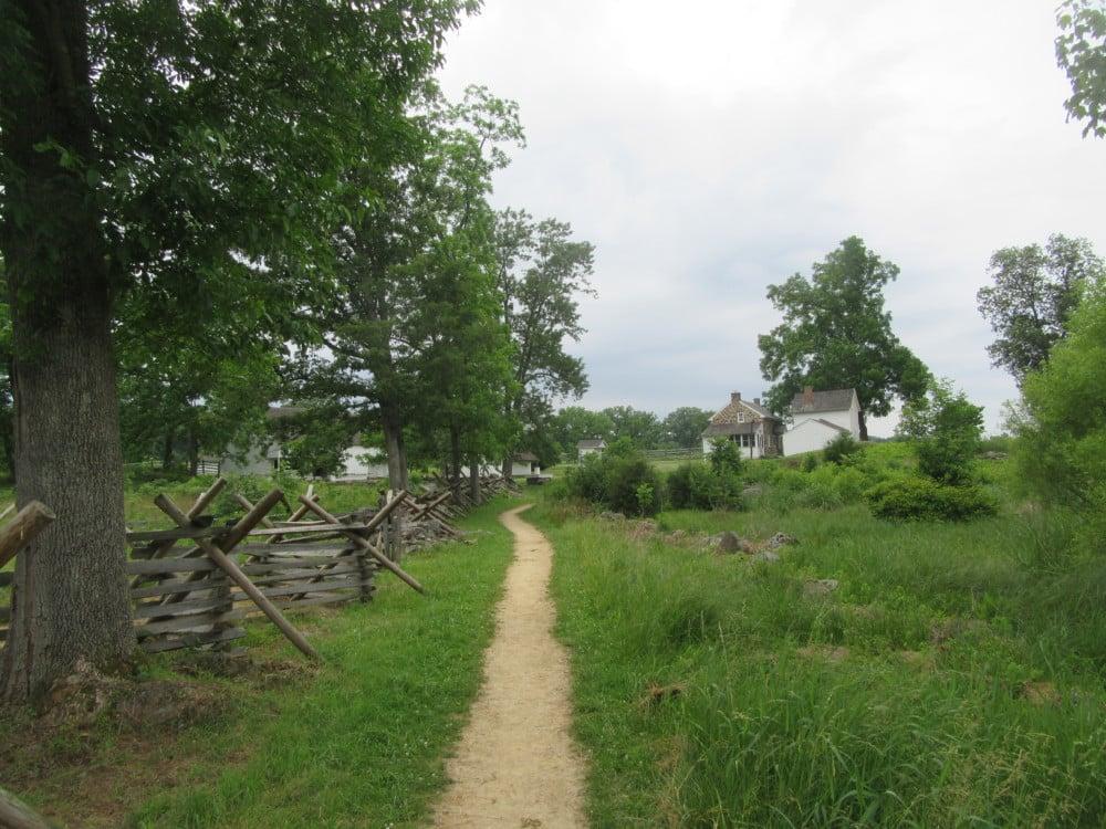 Slyder Farm lane