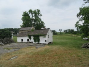 Outbuildings on the Slyder Farm