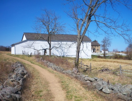 Barns of the Civil War: Michael Bushman