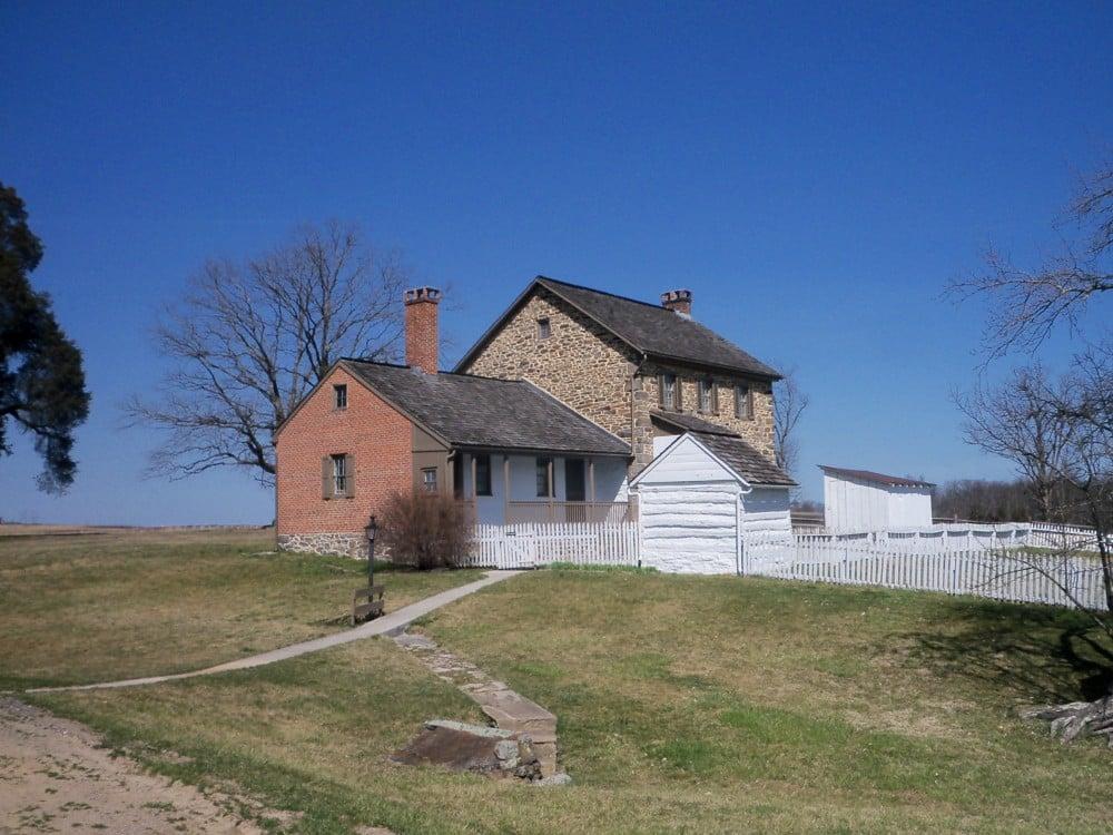 Michael Bushamn's House