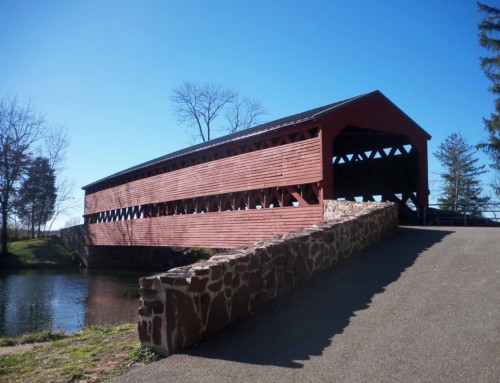 Covered Bridges, more than just a tourist attraction