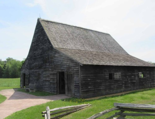 The Maryland Tobacco Barn