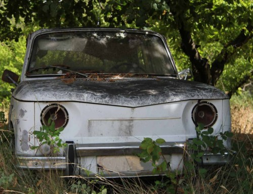 Rare French car collection found in a barn