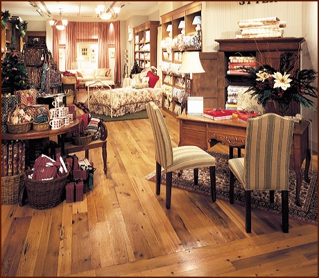 Reclaimed Oak Flooring Remilled, Laura Ashley Skokie, IL