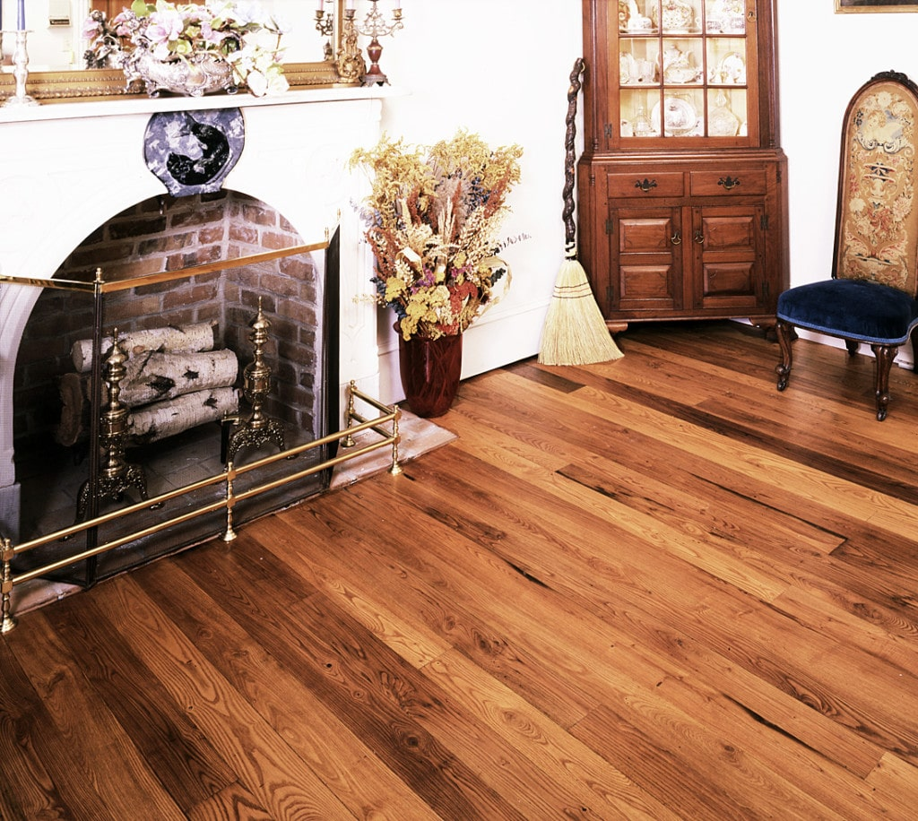 Reclaimed Wood Flooring Remilled From Old Barn Wood Aged