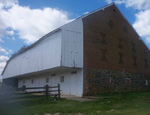 Barns of the Civil War: Abraham Trostle