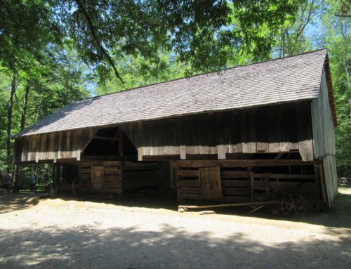Cantilever Barns of Appalachia