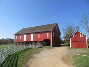 Henry Spangler Barn