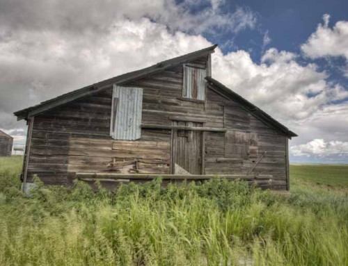 Is it worth it to tear down an old barn?