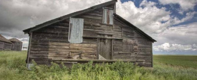 Could this abandoned barn be a cash cow